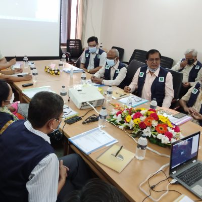 GB (General Body) Meeting, 6th March, 2021